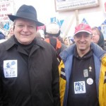 Cardinal Raymond Burke & me
